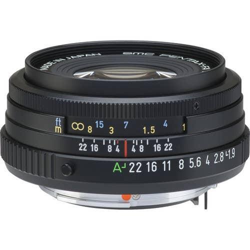 Pentax FA 43mm F/1.9 LTD Camera Lens - Black (20180)