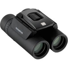 Olympus 10x25 WP II Black Binoculars