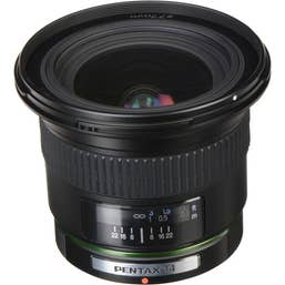 Pentax-DA 14mm F/2.8 ED IF Camera Lens (21510)