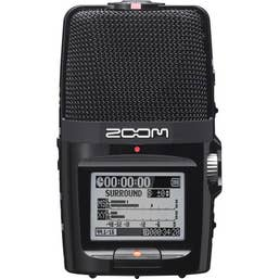 Zoom H2n Portable Digital Audio Recorder  (FXR002)