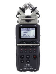 Zoom H5 Handy Recorder with Interchangeable Microphone System  (FXR005)