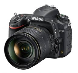 Nikon D750 Digital SLR Camera and AF-S NIKKOR 24-120mm f/4G ED VR Lens