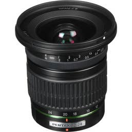 Pentax DA 12-24mm F/4 ED AL IF Camera Lens (21577)