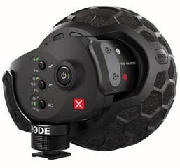 Rode Stereo VideoMic X Microphone (SVMX)