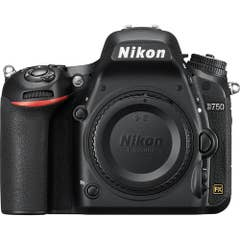 Nikon D750 Digital SLR Camera and  NIKKOR AF-S 24-70mm f/2.8G ED Lens