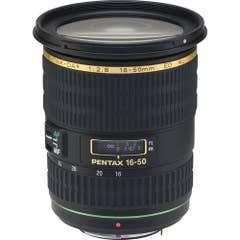 Pentax DA* 16-50mm F/2.8 ED AL IF Camera lens (21650)