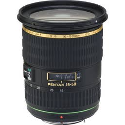 Pentax DA* 16-50mm F/2.8 ED AL IF Camera lens (21650)