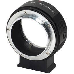 Metabones Minolta MD Mount to Sony NEX Camera Lens Mount Adapter (Black) MB-052  (MB_MD-E-BM1)