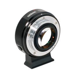 Metabones Rollei QBM Lens to Fuji X Camera Speed Booster