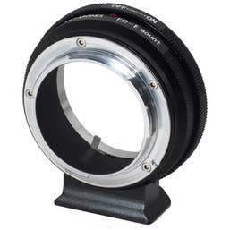 Metabones Canon FD Mount  to Sony E Lens Mount Adapter (Black) MB-053  (MB_FD-E-BM1)