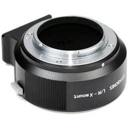 Metabones Leica R Mount Lens to Fujifilm X-Mount Camera Lens Mount Adapter  (MB-055)