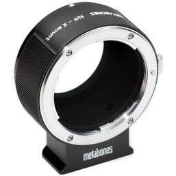 Metabones Nikon F Mount to Fujifilm X-Mount Camera Lens Mount Adapter  MB-056   (MB_NF-X-BM1)