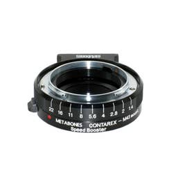 Metabones Speed Booster Adaptor- Contarex to Micro 4/3 -  MB-114