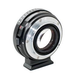 Metabones Nikon G to E-Mount T SPEED BOOSTER  ULTRA 0.71 (Black Matt)   MB-127