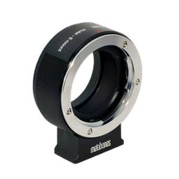 Metabones Speed Booster adaptor- Rollei QBM to E-Mount ULTRA