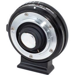 Metabones Speed Booster adaptor- Nikon G to BMPCC Micro 4/3  (MB-069)