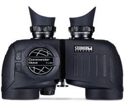 Steiner Commander Global XP 7x50 with Compass Binoculars (STN7830)
