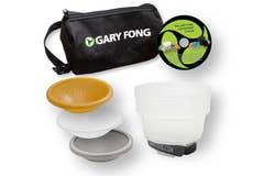 Gary Fong Lightsphere Collapsible Wedding & Event Lighting Kit ( LSC-SM-WE )