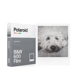 Polaroid Black & White 600 Instant Film (8 Exposures)
