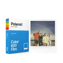 Polaroid Color 600 Instant Film (8 Exposures)