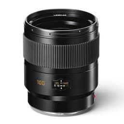 Leica Summicron-S 100mm F2 ASPH Lens