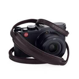 Leica Canvas Neck Strap for X Cameras (Brown )