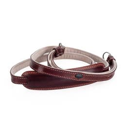 Leica Leather Neck Strap for X and M Cameras (Brown)