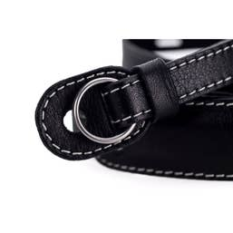 Leica Leather Neck Strap with protection flap (k)