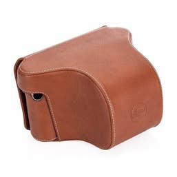 Leica Ever Ready Case Leather - Cognac