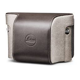 Leica Ever Ready Case Canvas Taupe (Country)