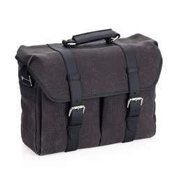 Leica Cotton / Linen System Case Large Bag - Grey