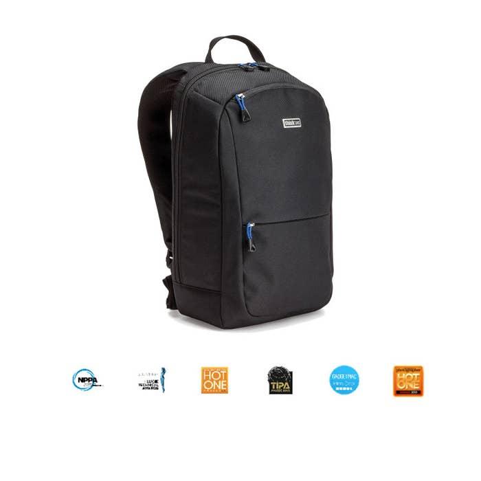 Think Tank Perception Tablet Backpack - Black  (TT440)