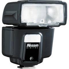 Nissin i40 Compact Flash for Fujifilm X-Series Cameras