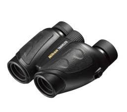 Nikon Travelite VI 10X25 CF Binocular (BAA781AB)