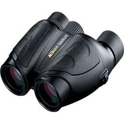 Nikon Travelite VI 12x25 CF Binocular (BAA782AB)