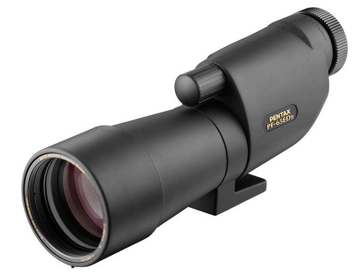 Pentax PF-65ED II 65mm Spotting Scope  (Requires Eyepiece)  70966
