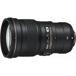 Nikon AF-S NIKKOR 300mm f/4E PF ED VR Lens  (JAA342DA)