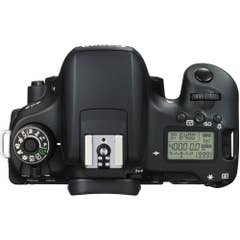 Canon EOS 760D DSLR Camera Body