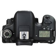 Canon EOS 760D DSLR Camera Body