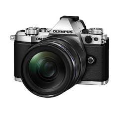Olympus OM-D E-M5 MKII Pro Kit ED 12-40mm f/2.8 - Silver