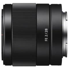 Sony FE 28mm f/2 Wide-Angle Prime Lens (SEL28F20)