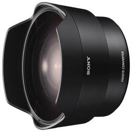 Sony 16mm Fisheye Converter for FE 28mm f/2 Lens (SEL057FEC)