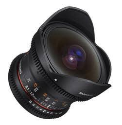 Samyang 12mm T3.1 VDSLR II - Nikon Full Frame