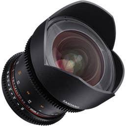 Samyang 14mm T3.1 VDSLR II Nikon Full Frame