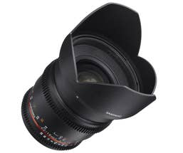 Samyang 16mm T2.2 VDSLR II Nikon APS-C (400116)