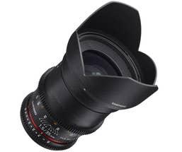 Samyang 35mm T1.5 VDSLR II Nikon Full Frame (400124)