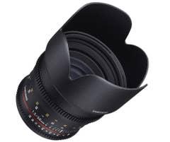 SAMYANG 50mm T1.5 VDSLR II - Nikon Full Frame