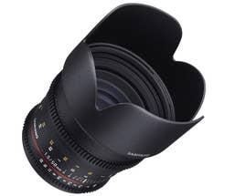 Samyang 50mm T1.5 VDSLR Nikon Full Frame (400128)