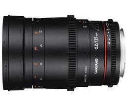 Samyang 135mm T2.2 VDSLR II Nikon Full Frame