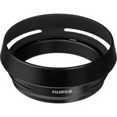 Fujifilm LH-X100S Black Lens Hood and Adapter Ring for X100/X100S/X100F/X100V (74573)